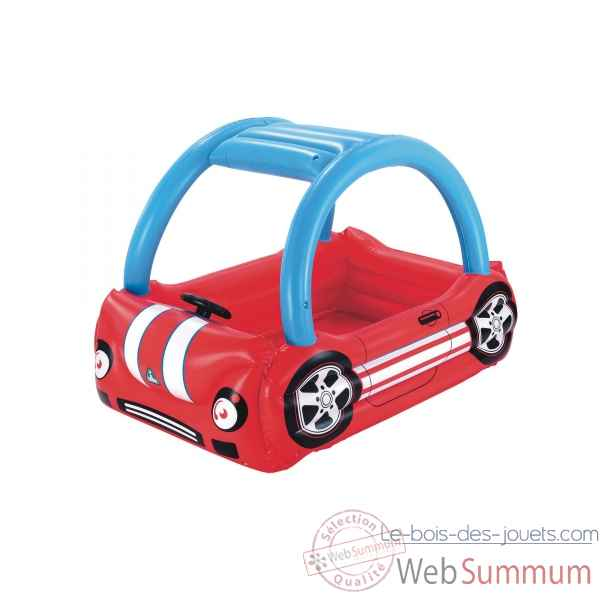 Voiture gonflable geante rouge Room studio -138538