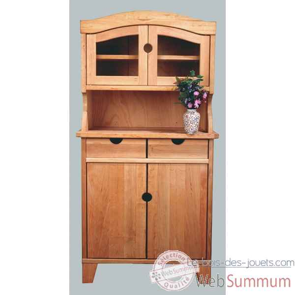 buffet de cuisine 60 cm schoellner 5022 dans meuble poup e sur le bois des jouets. Black Bedroom Furniture Sets. Home Design Ideas