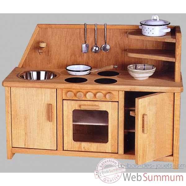 Image et photo de sur le bois des jouets - Cuisine en bois jouet club ...