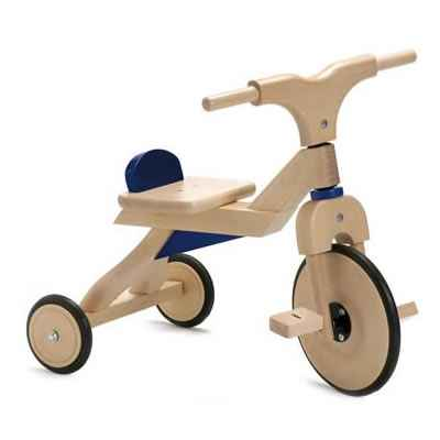 Video Tricycle Bois Jasper Toys bleus -5049201