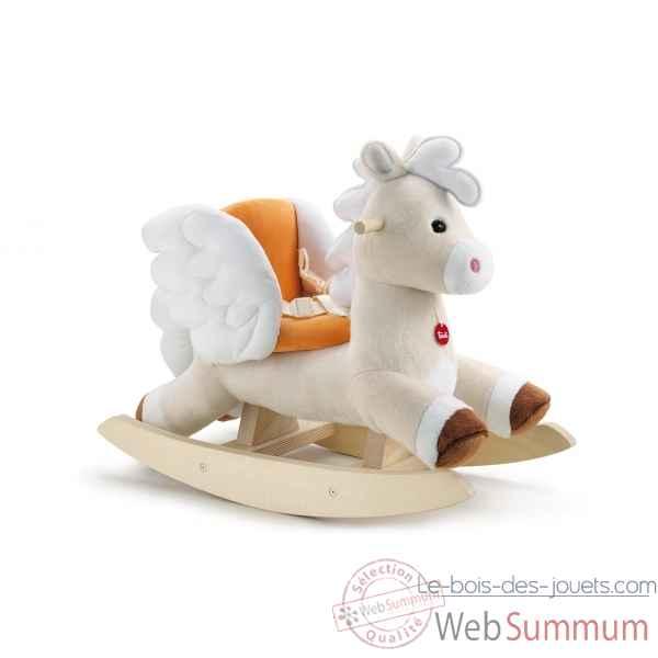 cheval bascule baby trudi 29711 dans bascule et. Black Bedroom Furniture Sets. Home Design Ideas