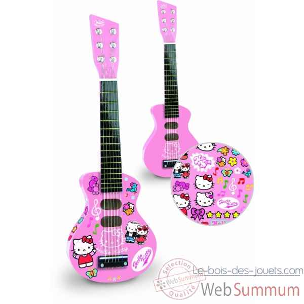 Guitare hello kitty vilac -4811