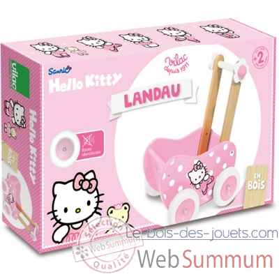 Landau hello kitty vilac -4808
