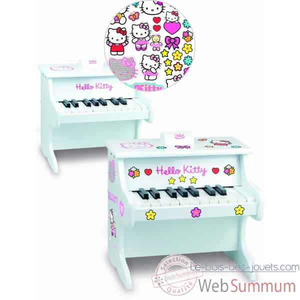 Piano hello kitty vilac -4812