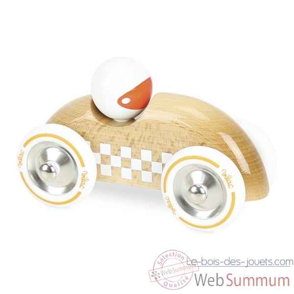 Rally checkers gm bois naturel vilac -2283S
